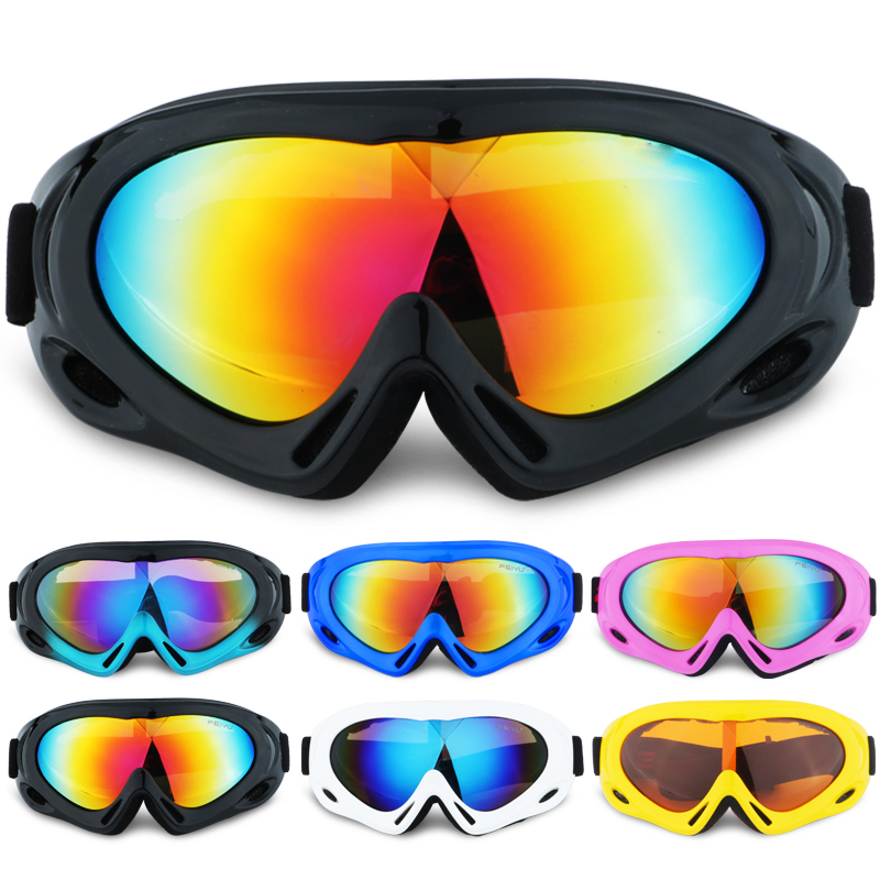 Children Snowboard Snow Ski Goggles For Boys Girls Anti Fog UV400 Winter Glasses Googles Skibrille Kids Ski Goggles