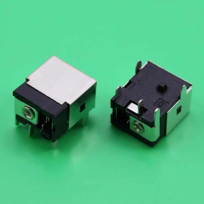 """20 יח'\חבילה DC power ג 'ק מחבר 2.5 מ""""מ עבור Asus M51 M51t M51VA X59SL X53S X50 X50RL X50SL X50V A6t F3J F3. ...."""