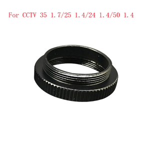 Image 5 - Adapter Ring C Mount Movie Lens Macro ring For C FX C PQ C EOSM C N1 NEX  C M4/3  CCTV Movie Lens