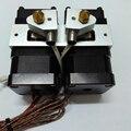 Nova impressora 3D Makerbot Replicador 2x dupla bico extrusora cabeça Kit completo 0.4mm bico Adequado para 1.75mm filamento