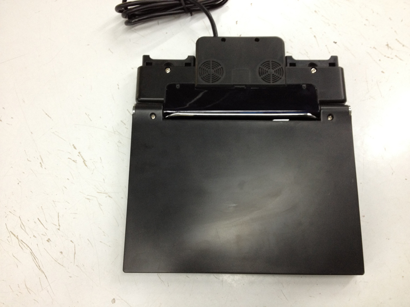 9 pulgadas 16:9 Universal HD TFT Color LCD reposacabezas monitores para coche reproductor de DVD con control remoto y 2 entradas de vídeo bidireccional - 3