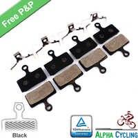 Fahrrad Bremsbeläge Für SHIMANO G01S, M9000, Deore XT M8000, SLX M6000, M666, M675, deore M615, Alfine S700 Disc Bremse, 4 Pairs