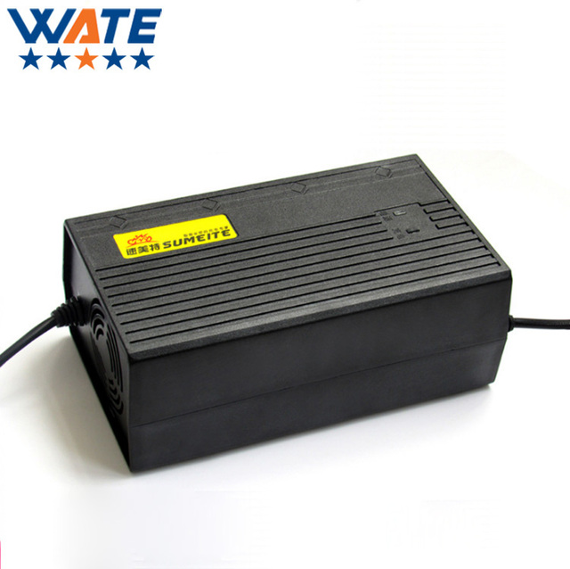 60 V 5.5A de plomo ácido Cargador de batería 60 V bicicleta Eléctrica cargador de cargador de batería de plomo de 60 V 50ah envío Gratis