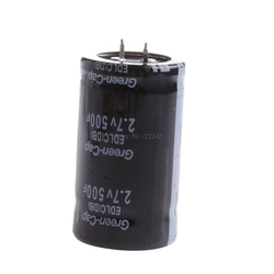 Capacitor 2.7 v 500f 35*60mm super de 1 pc farad capacitores através do furo de propósito geral