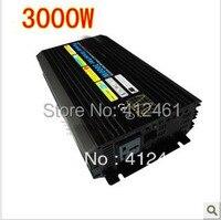 24v 100v 3000w Pure Sine Wave Solar Inverter Power Inverter CE Approved 50hz Amp 60hz Switch