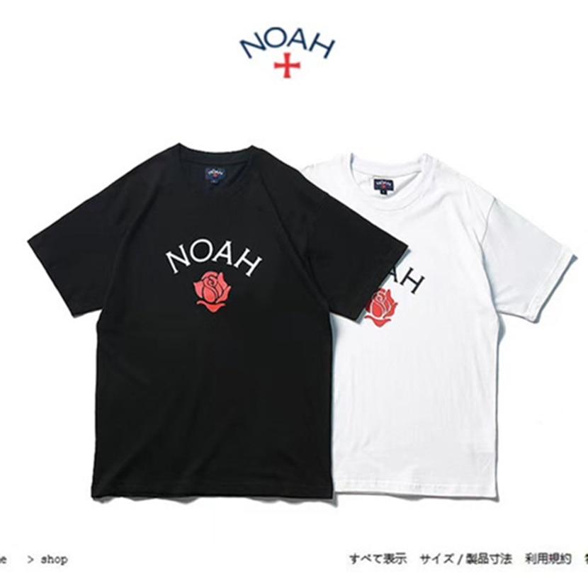 NOAH T Shirts Männer Frauen 11 Hohe Qualität Hip Hop Fashion Casual T-shirt NOAH T shirts