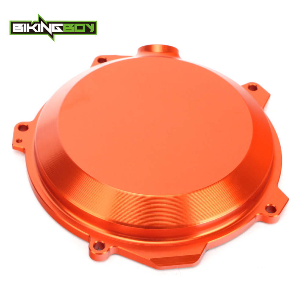 Billet Aluminium Engine Cover Protector Case Clutch Guard for KTM 250 350 EXC SXF Freeride 11