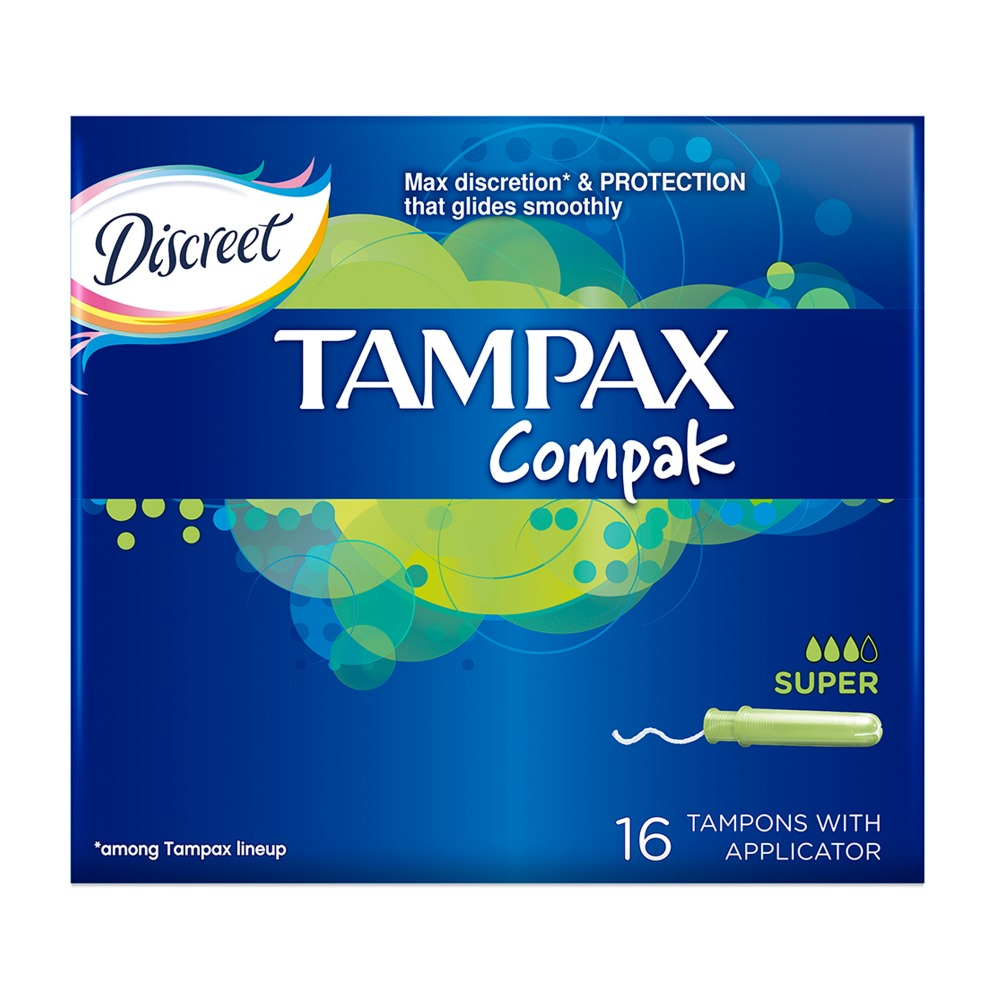 TAMPAX Compak Female sanitary napkins with applicator Super Duo 16 pcs 3 5mm trs female to 2 x rca female adapters 5 pcs