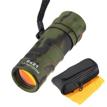 1 Pcs 8x21mm Monocular Telescope Bird Watching Travel Concert Outdoor