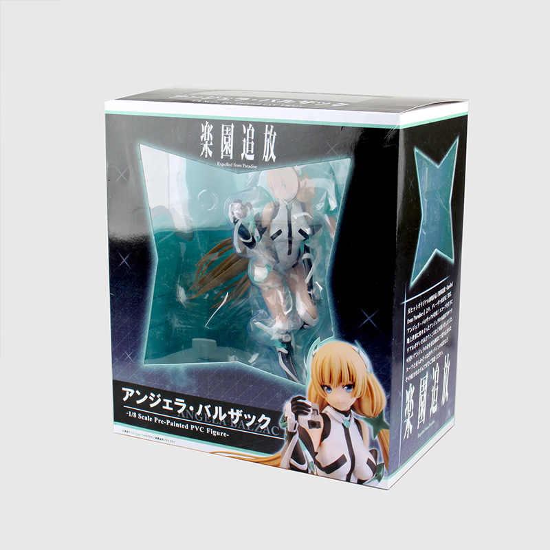 Anime expulso do paraíso personagem angela balzac pvc sexy meninas figura de ação modelo brinquedos 22cm