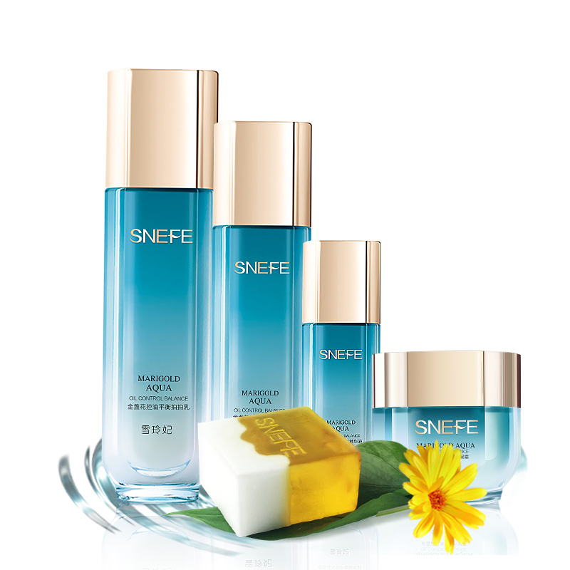 SNEFE Calendula 5 Pack Moisturizing Whitening Skin Brightens skin tone Anti- aging