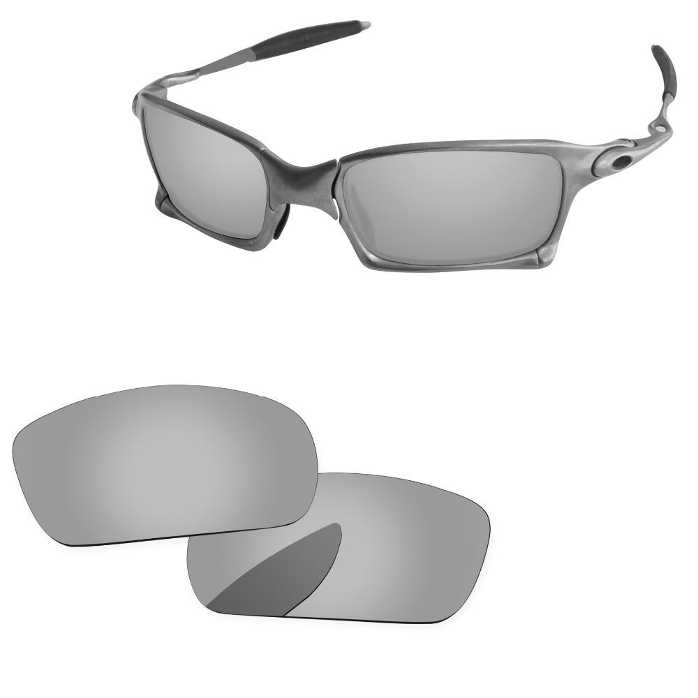 PapaViva POLARIZED Ersatzgläser für X Squared Sonnenbrillen 100% - Bekleidungszubehör - Foto 3
