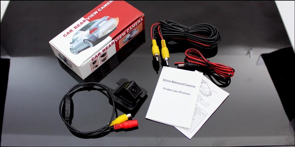 Original Reserved Hole Car Camera For Mercedes Benz S Class MB W221 S300 S320 S350 S400 S420 S450 S500 S600 S63 S65 2006~2012 Package