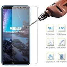 Verre trempé pour Samsung Galaxy A7 2018 protecteur décran A7 A9 2018 téléphone protection sur verre pour Samsung A9S A9 2018 verre A7