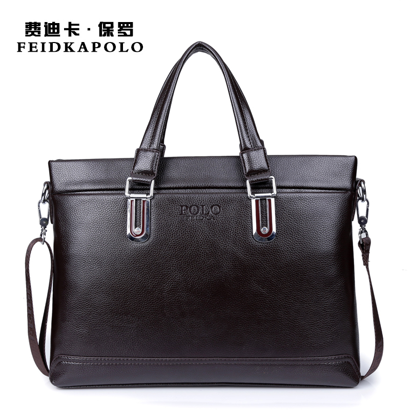 Free shipping 2014 New brand black leather briefcase business shoulder bags  shopkeeper recommended style men  s messenger bag HOTUSD 62.50 piece ... 066ec62703ed9