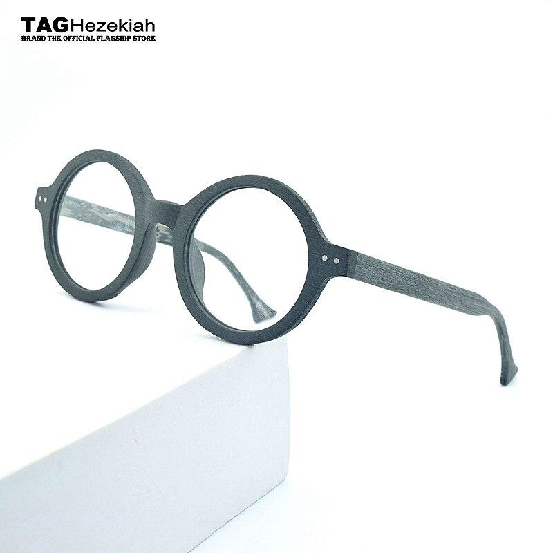 Small round glasses frame men vintage glasses transparent spectacle frames for women computer glasses 2019 Reading Glasses retro
