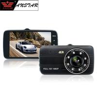 ANSTAR Mini Car Dvr Full HD Car Camera 1080P 4.0 Inch Video Recorder Dual Lens DashCam Vehicle Blackbox Night Vision Dash Cam