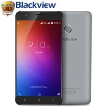 """D'origine 5.5 """"Blackview E7 Mobile téléphone MTK6737 Quad-Core Android 6.0 4G téléphone 1 GB RAM 16 GB ROM 8.0MP D'empreintes Digitales ID Smartphone"""