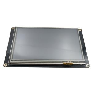 Image 2 - NX8048K050 Nextion 5,0 Улучшенный HMI Интеллектуальный USART UART серийный сенсорный TFT ЖК модуль панель дисплея для набора Raspberry Pi