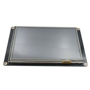 Image 2 - NX8048K050 Nextion 5.0 Tăng Cường Màn Hình HMI Thông Minh Thông Minh USART UART Nối Tiếp Cảm Ứng TFT LCD Module Bảng Điều Khiển Màn Hình Cho Raspberry Pi Bộ