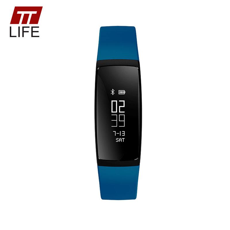 Prix pour Ttlife sport montre hommes intelligent moniteur de fréquence cardiaque ip67 étanche smart watch fitness sang pression tracker bluetooth 4.0 montre