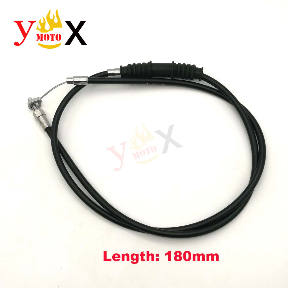 180mm Motorcycle Modification Clutch Cable Line Vinyl