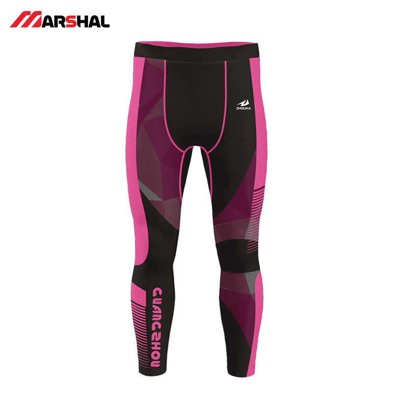 Compression Pants Running Tights Men Training Fitness Sports Leggings Gym Jogging Trousers Male Sportswear Crossfit Yoga Pants