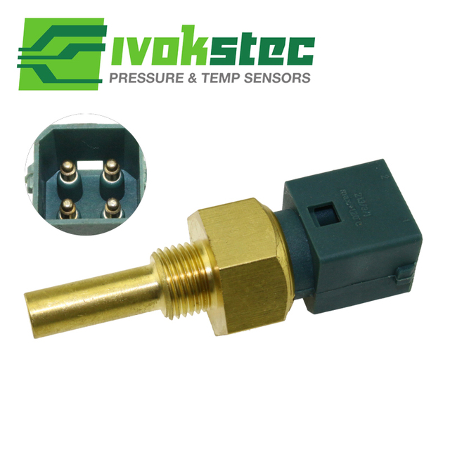 US $15 04 36% OFF|1618946 Water Coolant Temperature Temp Sensor Sender For  Volvo truck-in Temperature Sensor from Automobiles & Motorcycles on