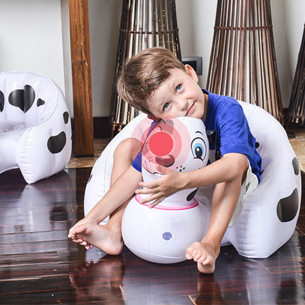 Baby Kid Children Inflatable Chair Toy Beach Bathroom Pool Sofa Chair Seat Portable Summer Kids Learning Swimming Play Water Toy