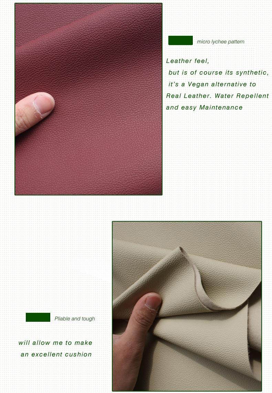 1 mm debele usnjene tkanine iz usnja, usnjene avtomobile, usnjene - Umetnost, obrt in šivanje - Fotografija 4