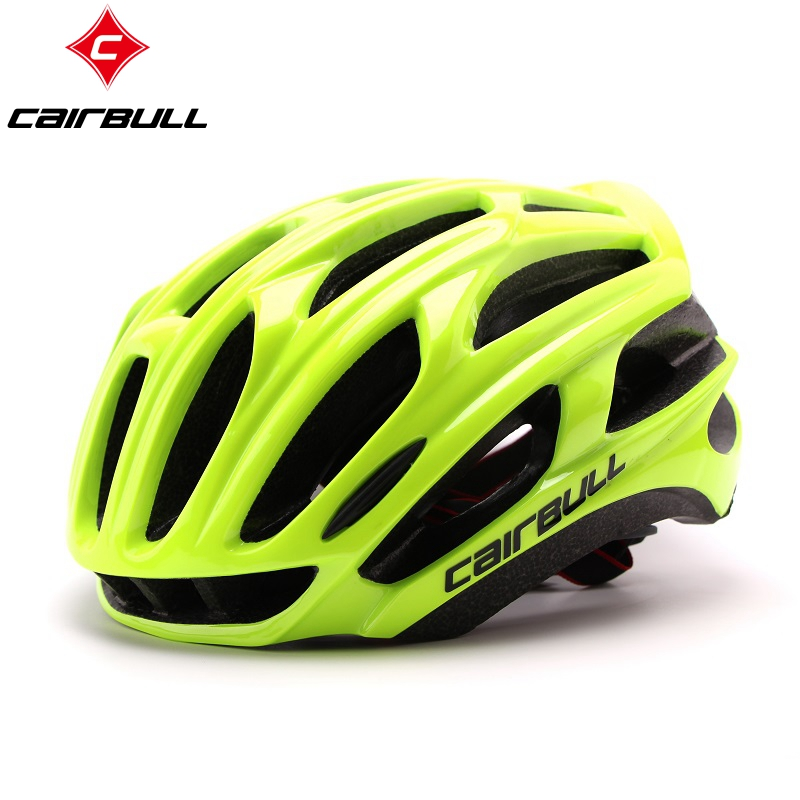 CAIRBULL 2018 Hot New Road Bike Helmet Super Light 4D ველოსიპედის ჩაფხუტი MTB Mountain Cycling Helmet