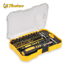 Toolgo Multi-function Combination Screwdriver 67-in-1 Set Computer Mobile Phone Home Disassembly Hand Tool