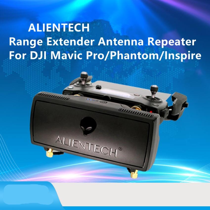 Martian Plus antenna signal Booster range extender wifi repeater for DJI Mavic Pro Phantom 4 4Pro 4Adr Phantom 3A/3P dji аккумулятор 4s1p для квадрокоптера phantom 4 pro 5870mah