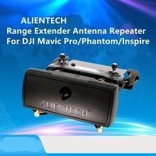 Mars Ditambah antena signal Booster wifi repeater range extender untuk DJI Phantom 4 4Pro Mavic Pro 4Adr Phantom 3A/3 P