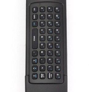 Image 5 - MX3 ماوس هوائي 2.4GHz لوحة مفاتيح صغيرة لاسلكية صوت التحكم عن بعد الأشعة تحت الحمراء التعلم التحكم عن بعد للكمبيوتر تي في بوكس أندرويد x96 Mini x96