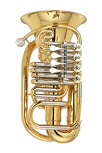 EEb key Travel Tuba 5 KG Bell 12.2 Height 32.3 Yellow Brass mini tuba Musical instruments professional