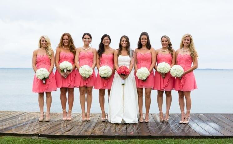 Popular Coral Beach Dresses-Buy Cheap Coral Beach Dresses lots ...