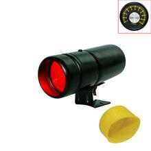 30mm RPM schaltblitz 1000-11000 rpm warnung wählbar Schwarz fall Rote led/Tachometer/Auto gauge/auto meter