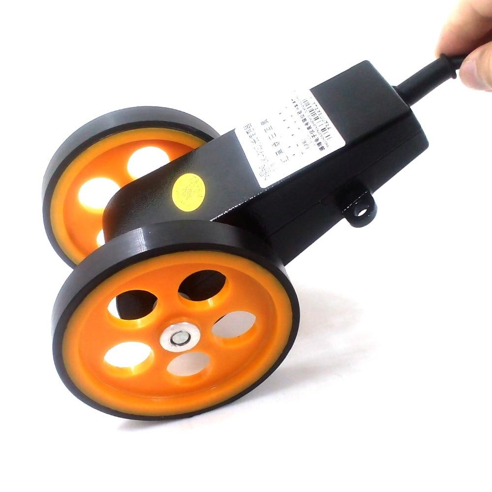 LK-90S Length meter Digital length counter Digital length gauge lk 90s length counter meter digital length gauge wheel type length encoder with accuracy 0 1m