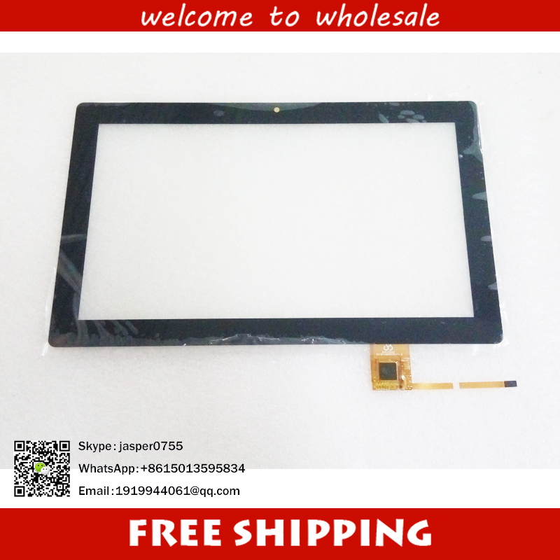 New 10.1 inch Tablet Capacitive touch screen For RS10F1609043PSV1.6 Digitizer Glass Free Shipping