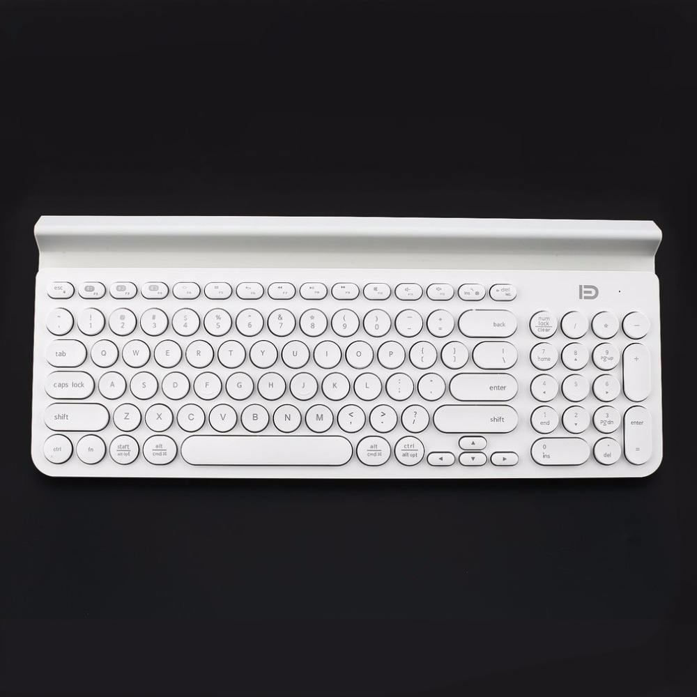 FD IK6650 mini Keyboard Wireless Bluetooth gaming Keyboard Engineering With 96 Keys and Tablet Stand for Smart Phone/PC/Tablet power adaptor with uk socket plug for smart phone tablet pc mini pc