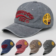 baseball cap men gorra hombre Women Letter Unisex Outdoor Cotton High Quality Embroidered Baseball Hat Y610