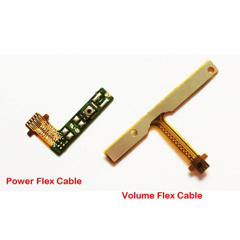 Original Power Volume Button Flex Cable For HTC One Mini 2 / M8 Mini Power Flex Cable In Cellphone Parts