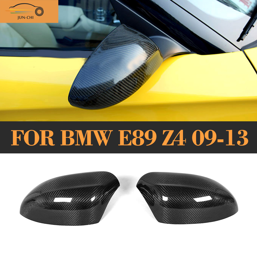 Aliexpress Com Buy Carbon Fiber Z4 Add On Style Side Rearview Mirror Cap Covers For Bmw E89 Z4