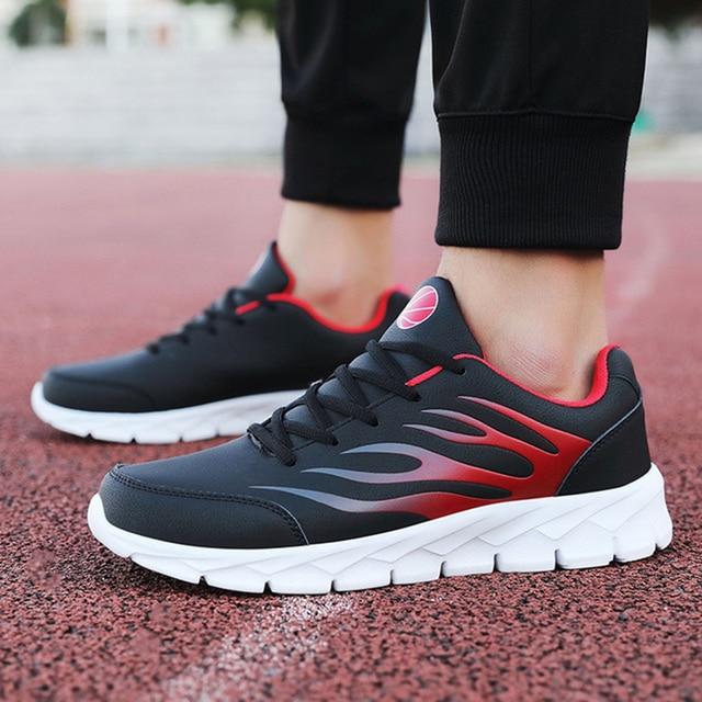 Men Shoes 2018 Men Sneakers Summer Mesh Shoes Men Vulcanize Shoes Fashion Breathable Lace Up Footwear