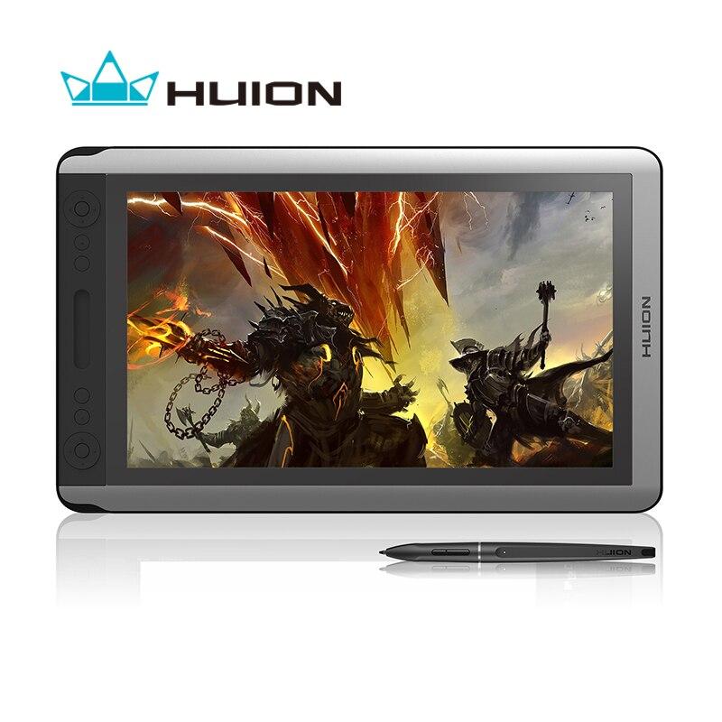 HUION KAMVAS GT-156HD V2 15.6-Inch  IPS Pen Tablet Monitor Digital Graphics Drawing Display Monitor huion huion н 420