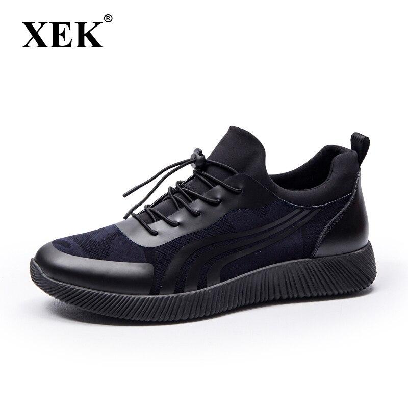 Nuevos 2017 Hombres Zapatillas de Deporte de malla Transpirable zapatos de Corre
