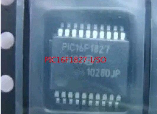 Free shipping New PIC16F1827-I/SO PIC16F1827 SOP18