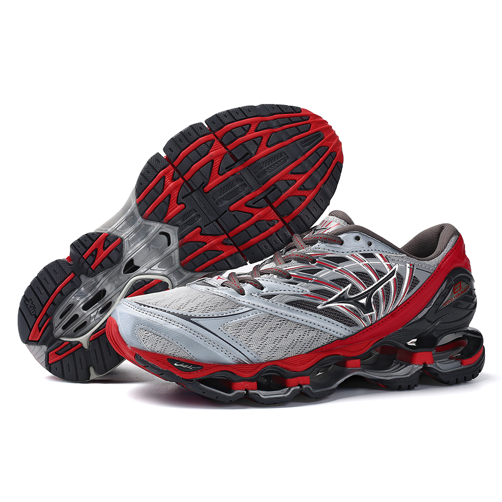 Mizuno Wave Prophecy 8 Professional Mens Shoes Outdoor Sneakers 2019 New Mizuno Wave Prophecy 7 Weightlifting Shoes Size 40-45 Price Remains Stable