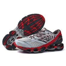 Mizuno Wave Prophecy 8 Профессиональная Мужская Уличная обувь, кроссовки 2019 Новинка Mizuno Wave Prophecy 7 обувь для тяжелой атлетики Размер 40-45